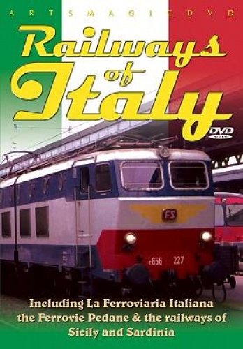 Railways of Italy [Regions 1,2,3,4,5,6] - DVD - New - Free Shipping.