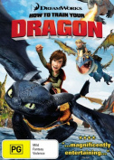 How to Train Your Dragon [Region 4]
