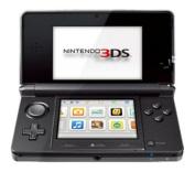 Nintendo 3DS Console Cosmos Black