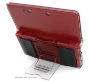 Powerwave 3DS Crystal Clear Case with Stand