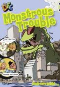 Lime Comic: Monstrous Trouble
