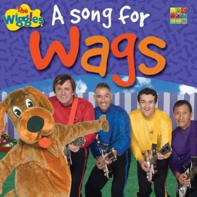 A Song for Wags [Board book]