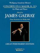 Concerto in G Major, K.313