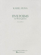 Five Poems for Wind Quintet