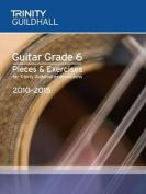 Guitar Exam Pieces Grade 6 2010-2015