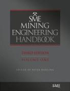 Sme Mining Enginering Handbook, Third Edition