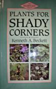 Plants of Shady Corners