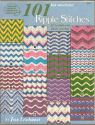 101 Ripple Stitches