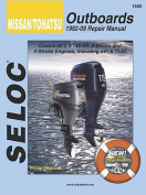 Nissan/Tohatsu Outboards 1992-2009 Repair Manual