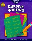 Curvise Writing: Grades 3-4