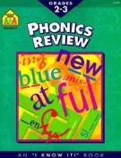 Phonics Review-Workbook