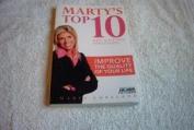 Marty's Top Ten Diet & Fitness