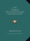 The Talmud [Large Print]