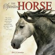 The Spirited Horse Calendar