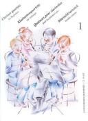 Clarinet Quartets for Beginners, Volume 1