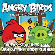 Angry Birds Wall Calendar