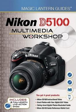 Free PDF Book Nikon D5100 Multimedia Workshop