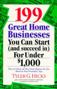 199 Great Home Businesses You Can Start (and Succeed in) for under $1, 000