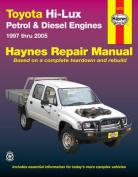 Toyota Hi-Lux P&D Automotive Repair Manual