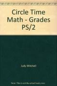 Circle Time Math - Grades PS/2