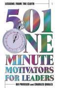 Lessons from the Cloth - 501 One-Minute Motivators for Leaders