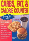 Carbs, Fat, & Calorie Counter