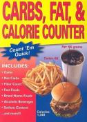 Carbs, Fat, & Calorie Counter