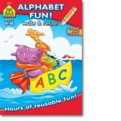 Alphabet Fun a Wipe-Off Book