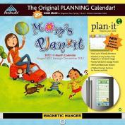 Mom's Plan-It 17-Month Calendar