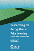 Researching the Recognition of Prior Learning