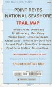 Point Reyes National Seashore Trail Map