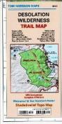 Desolation Wilderness Trail Map