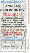 Angeles High Country Trail Map
