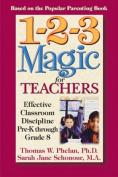 1-2-3 Magic for Teachers