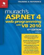 Murach's ASP.NET 4 Web Programming with VB