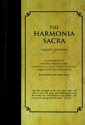 The Harmonia Sacra