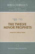The Twelve Minor Prophets  [HEB]