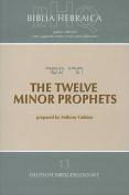 The Twelve Minor Prophets  [HEB]
