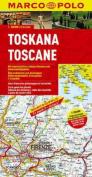 Tuscany Marco Polo Map