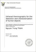 Infrared Thermography for the Detection and Characterization of Buried Objects