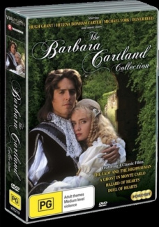 Barbara Cartland Collection