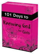 101 Days to Knowing God for Girls Cards