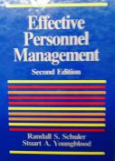Effective Personnel Management Second Ed