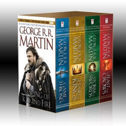 Song of Ice & Fire 4v Box Set