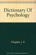 Dict of Psychology