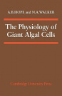 The Physiology of Giant Algal Cells