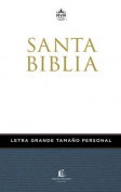 Biblia Letra Grande Tamano Personal [Large Print] [Spanish]