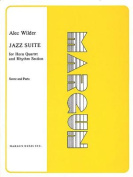 Jazz Suite for 4 Horns Complete