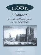 James Hook: Six Sonatas