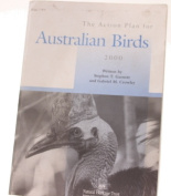 The Action Plan for Australian Birds 2000